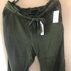 paperbag pant, sanctuary clothing